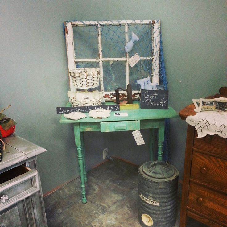 small turquoise costal side table refurbished by my three cs distressed blue astonishing pinterest refurbished furniture photo