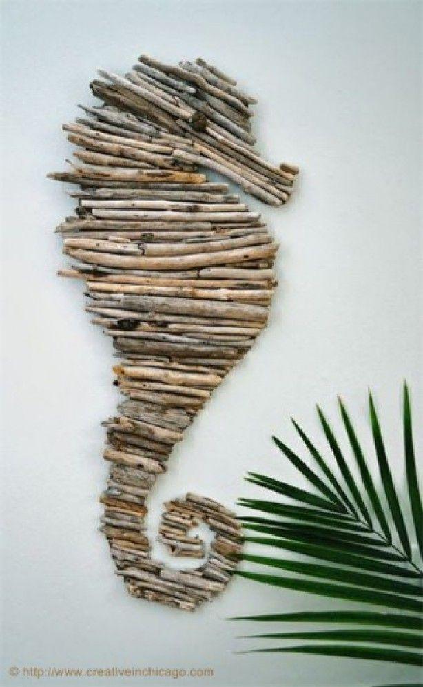 Zeepaard van hout