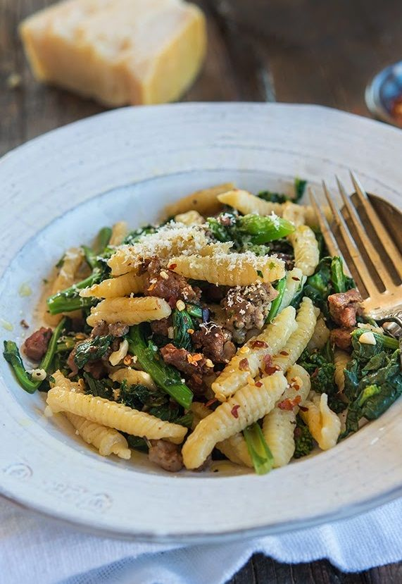 Ricotta Cavatelli With Spicy Merguez Sausage Broccoli Watermelon Wallpaper Rainbow Find Free HD for Desktop [freshlhys.tk]