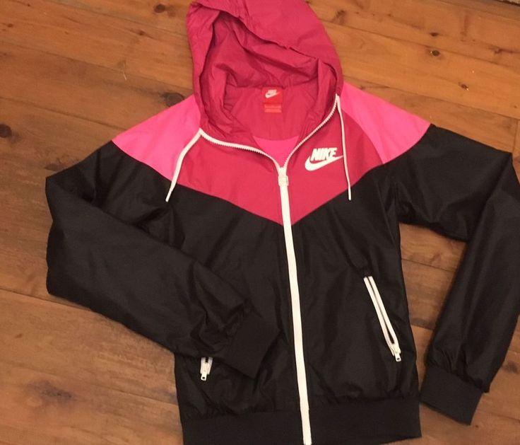 Hooded Nike Windbreaker/Spray Jacket  | eBay