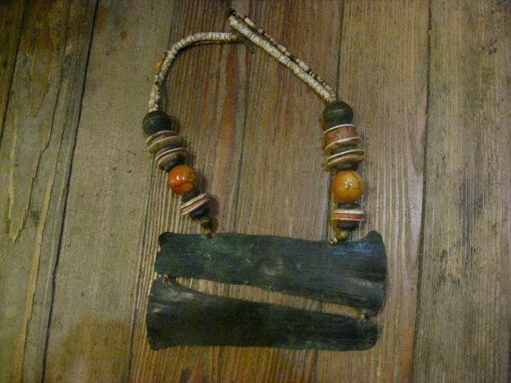 Pre-Columbian Money Necklace