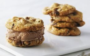 Anna Olson's Ice Cream Sandwiches Recipe by Anna Olson