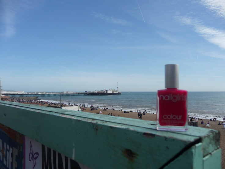 Oh we do like to be beside the seaside! Wish you were here!
