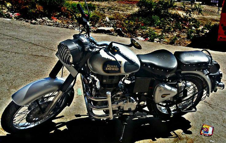 My Royal Enfield Classic 350cc