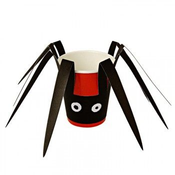 Spooky Spider Cups : The Party Cupboard : Online Halloween Shop Australia | The Party Cupboard