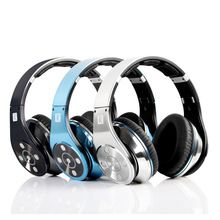 Bluedio R Plus légende Bluetooth Casque Prend En Charge NFC 8 Pilotes Bluetooth 4.0 Deep bass Casque sans fil casque(China (Mainland))