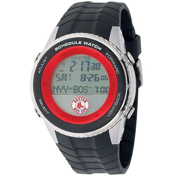 Licensed MLB Boston Red Sox Schedule Watch