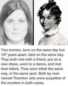 Wow that's creepy