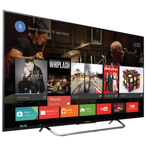 """Mini house Bedroom:  Enjoy stunning clarity, colour, and contrast that add detail and dimension to your favourite movies, TV shows, games, and sports. The Sony 49"""" 4K Ultra HD 120Hz LED Android TV features a 4K X-REALITY PRO video processor that upsca... Free shipping on orders over $20."""
