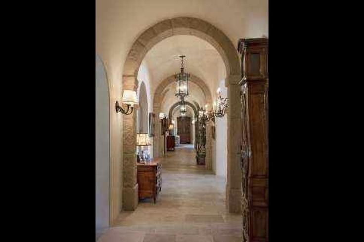 Our hallway.