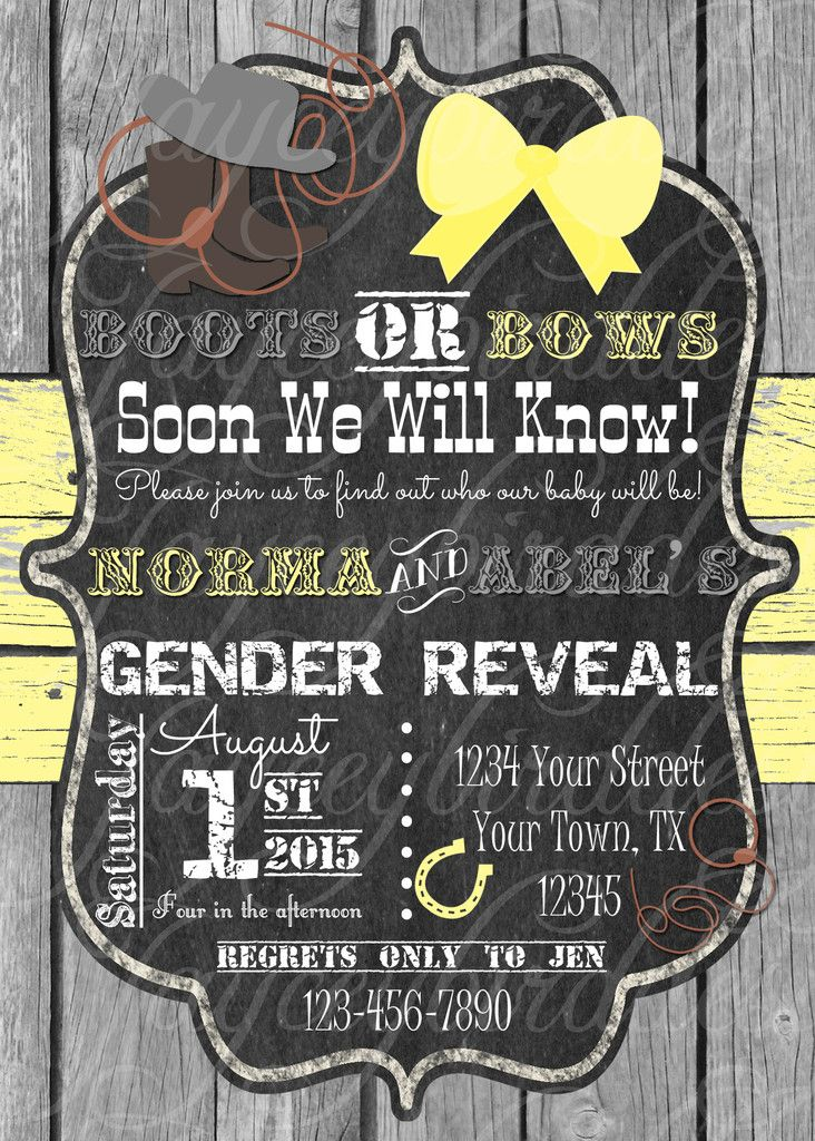 38 best Custom Printed Invitations images – Printed Party Invitations