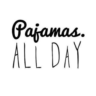 Ash 'n Chang: Monday PJ Day {Public Holiday}