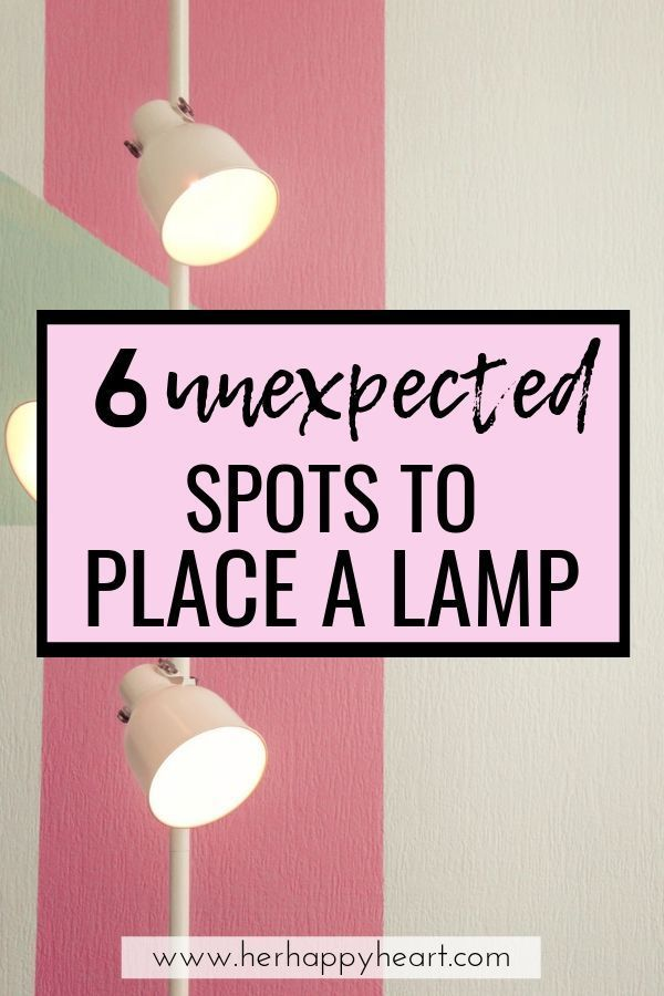 Hygge Decor In Your Home 6 Unexpected Spots To Place A Lamp