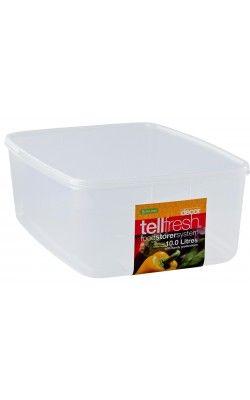 décor tellfresh 10L Food Storer 373x270x135mm