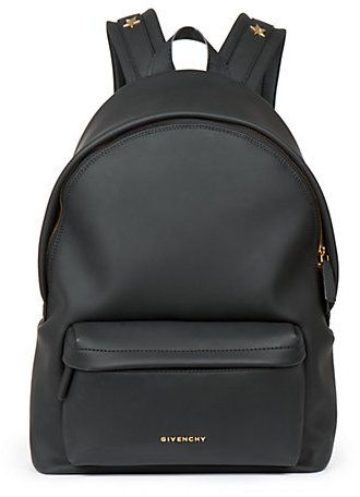 Givenchy Small Faux-Leather Backpack - Click link for product details :)