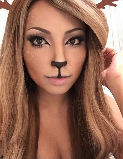 Halloween Makeup Looks That Aren't Heinous | Betches