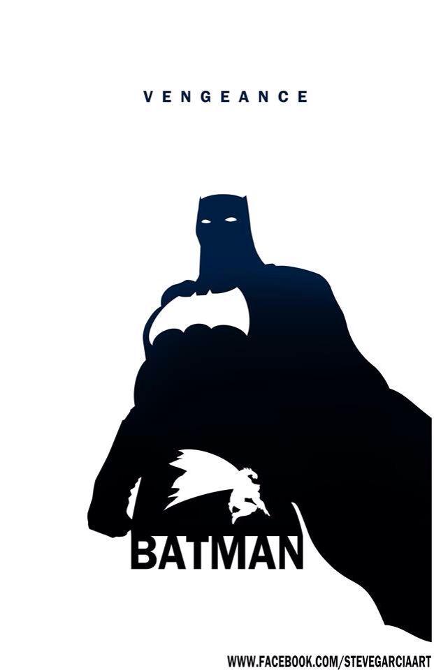 Batman - Vengeance By Steve Garcia