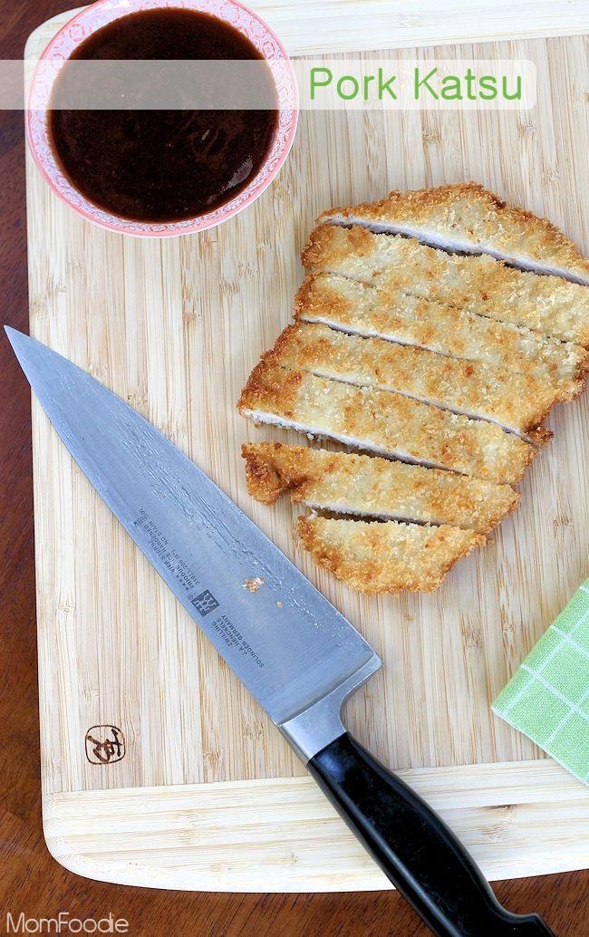 Pork Katsu: An Easy Japanese Recipe, Even the Kids Will Eat - Mom Foodie - Blommi
