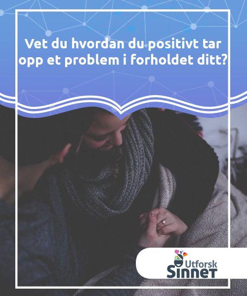 Vet du hvordan du positivt tar opp et problem i forholdet ditt?   Vet du hvordan du tar opp et problem i forholdet ditt? Når vi sender en melding, er formen (hvordan vi sier det) ofte viktigere enn innholdet (det vi sier). Å kunne kommunisere nøyaktig det vi vil er ikke en lett oppgave.