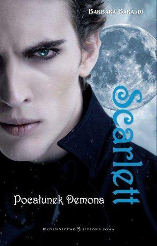 Okładka książki Pocałunek demona