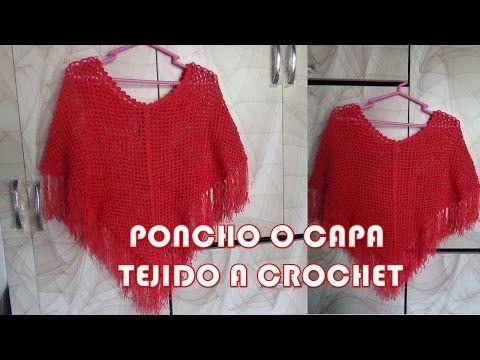 Punto a crochet # 2 punto pavo real a crochet paso a paso- points crocheted…