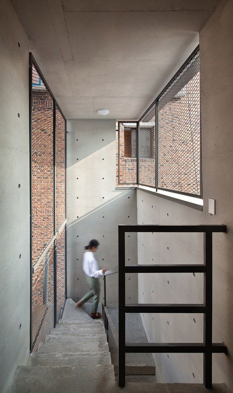 Daecheong-dong Small House by JMY Architects.