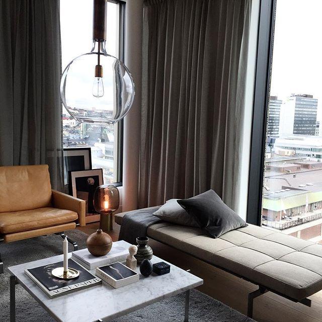 Continental Appartments Stockholm Poul Kjaerholm
