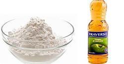 Bicarbonato y vinagre: la solución definitiva para la caída del cabello