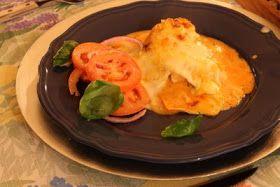 Om man googlar på fisklasagne så får man många olika recept på lasagne innehållande frysta fiskblock, spenat, pulversoppor mm.Det är ingenti...