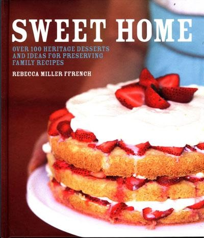 Rebecca Miller Ffrench of Phoenicia sweetens family ties with dessert recipe book