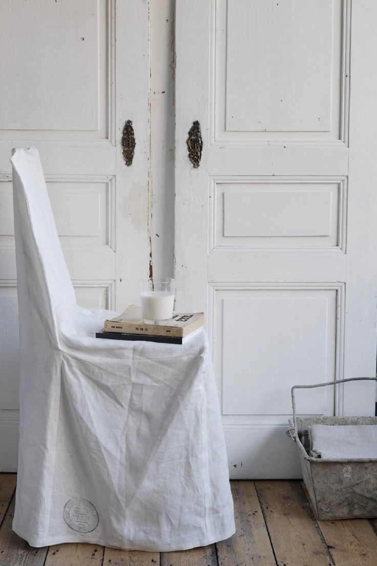 Cabbages & Roses | Metervara Plain White Linnetyg | Matilde & Co | Handla online