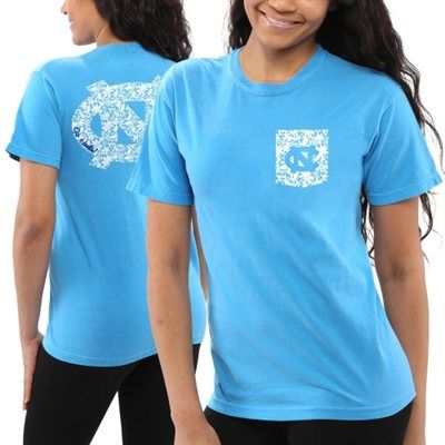 North Carolina Tar Heels Women's Coastal Lace T-Shirt – Carolina Blue
