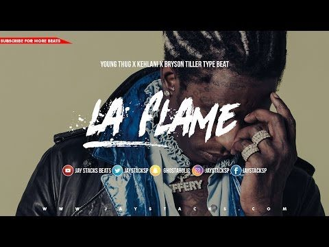 You know you want to watch this 👉 [FREE] Young Thug x Kehlani x Bryson Tiller Type Beat 2017 ''La Flame'' | Trap Beat 2017 🔥🌊 https://youtube.com/watch?v=GVtuCSbJrxo