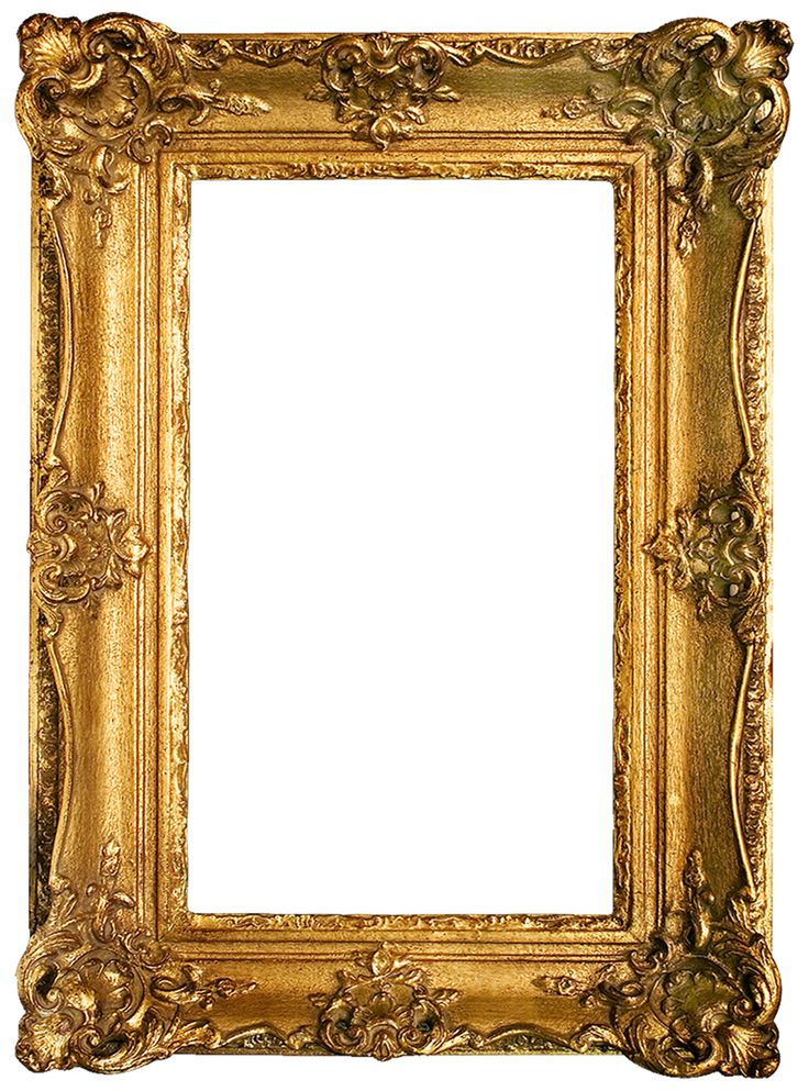 variants on ornate gold frames around graphic image (could be used in some…