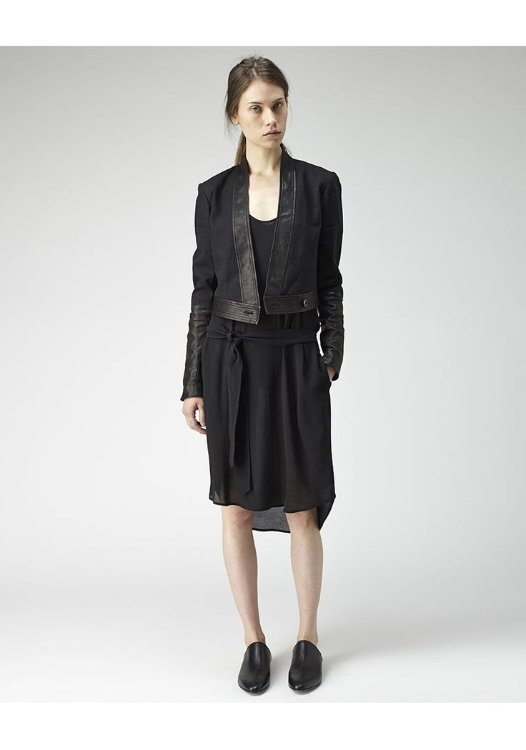 Black styles stalker dresses online