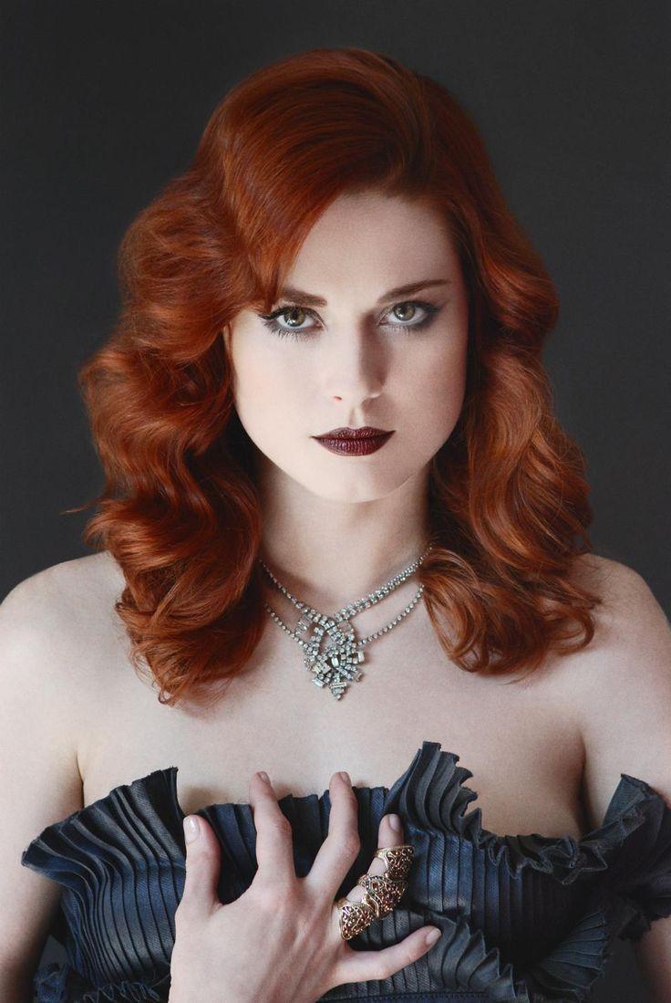 kåt prostituerade rött hår