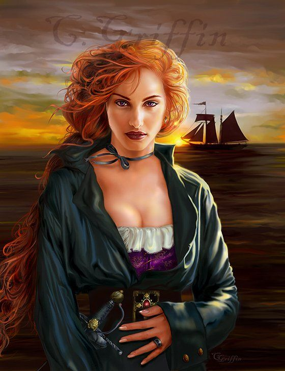 Grania! Grace O'Malley the Irish Pirate Queen