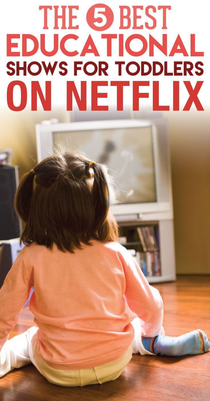 Educational Toddler Shows on Netflix   Do you find yourself about ready to lose your mind with a hyper toddler and a fussy baby on your hip counting the seconds before your husband walks through the door? Take a deep breath and then check out this fantastic list!