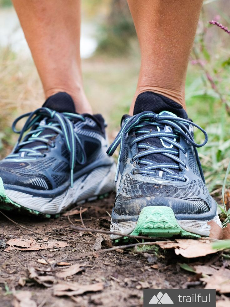 Our favorite trail running shoes: our HOKA One One Challenger ATR 3 trail running shoe review