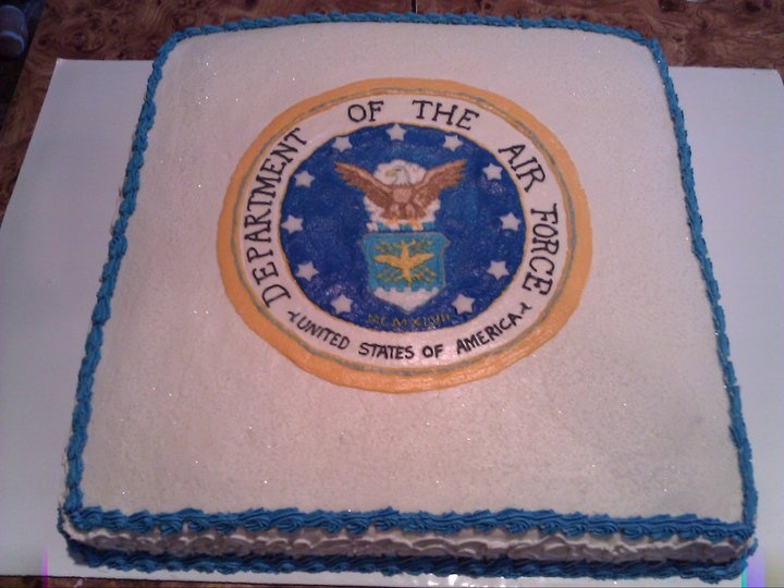 Edible Cake Images Air Force : 17 Best images about Air Force on Pinterest Going away ...