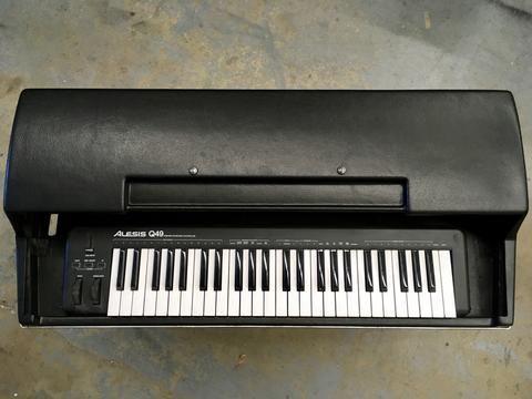 Wurlitzer Piano Shell