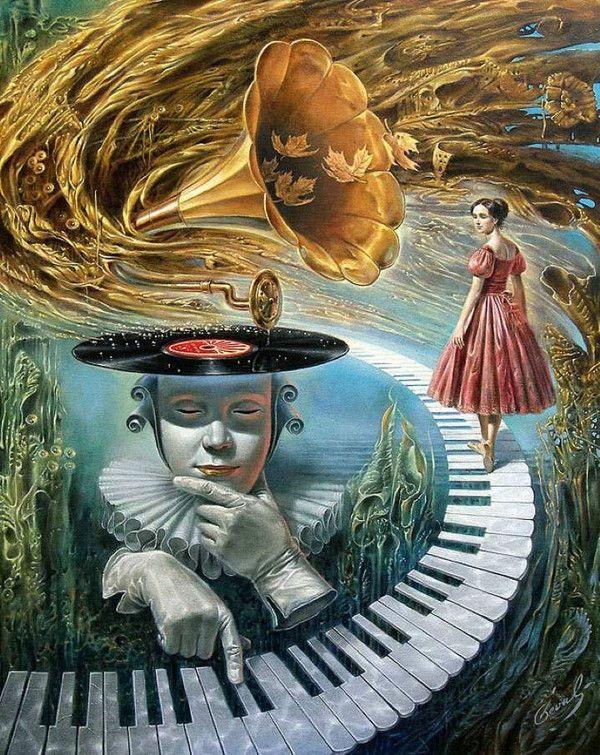 ARTISTES: Michael Cheval
