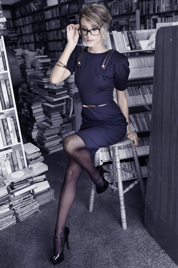 Hot librarian#Repin By:Pinterest++ for iPad#
