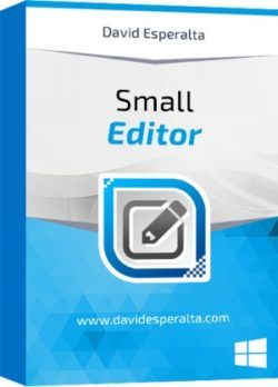 we know Small Editor Crack is very useful tool for programmer.It's allows you to edit plain text files and also source code files with highlighting support