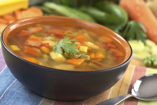 Baja de peso en 7 días con esta receta de sopa quema grasa