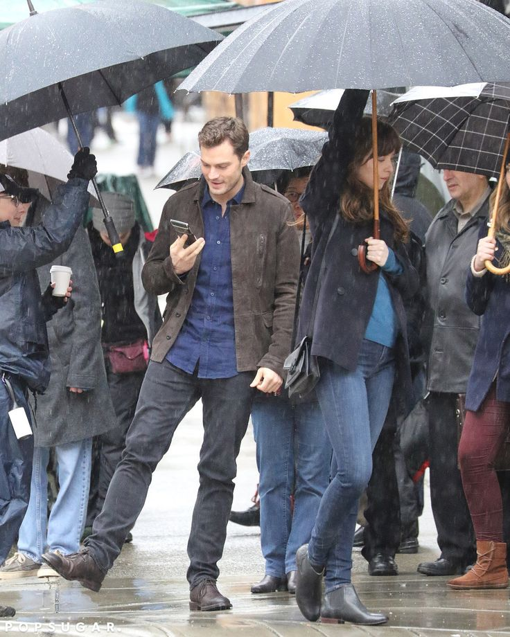 All the Official Set Pictures From Fifty Shades Darker
