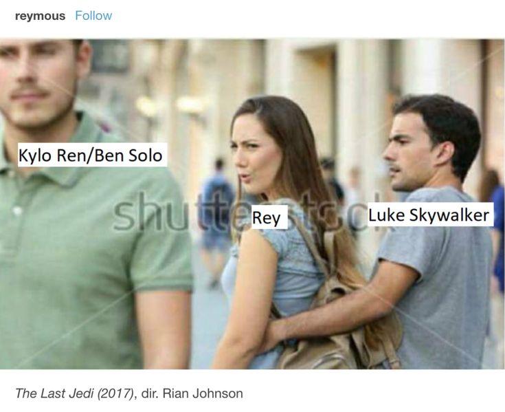 """Rey marry me you gross peasant."" SPOILERS AHEAD."