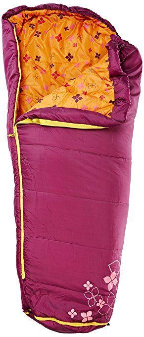 Kelty Big Dipper 30 Degree Kids Sleeping Bag - Purple