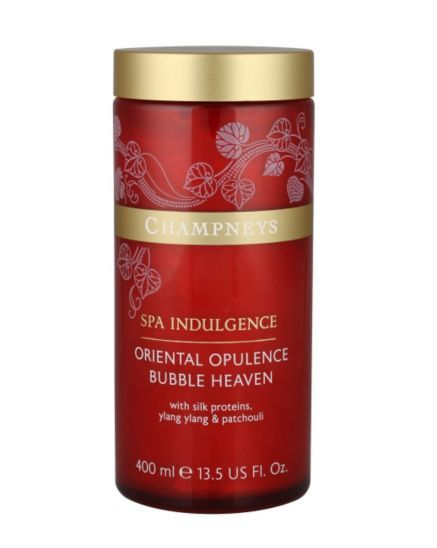 Champneys Spa Indulgence Oriental Opulence Bubble Heaven 400ml - Boots