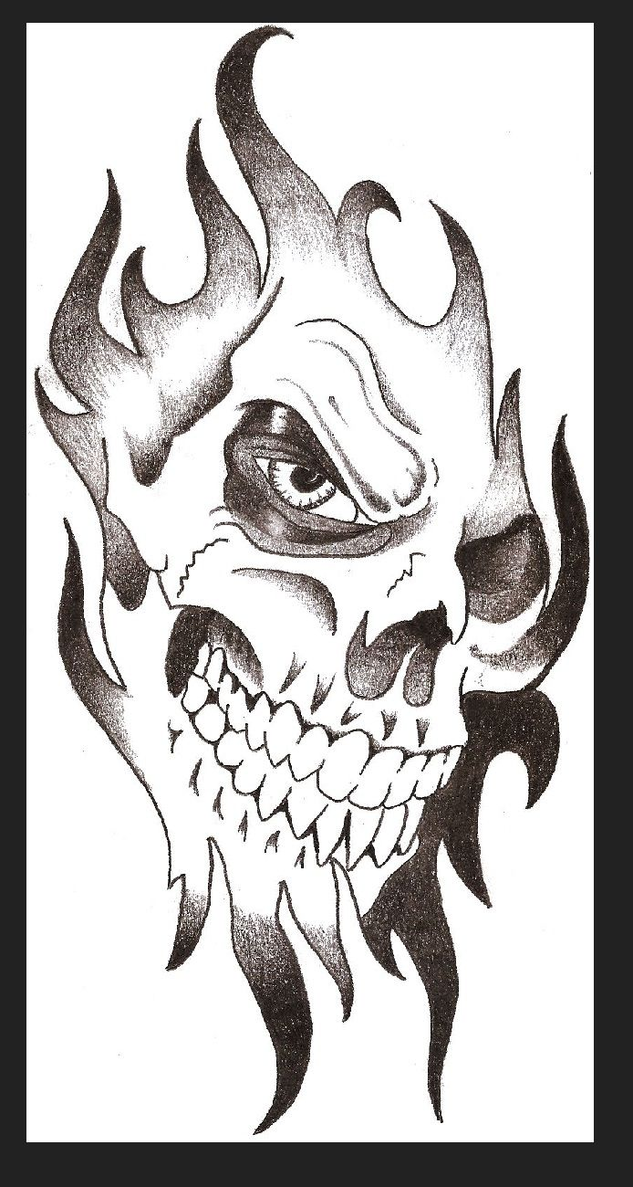 pinangie penosky on coloring pages  skulls drawing